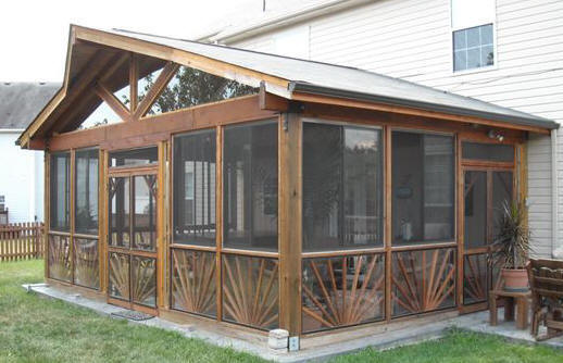 Riviera Slider Aluminum Patio Wi