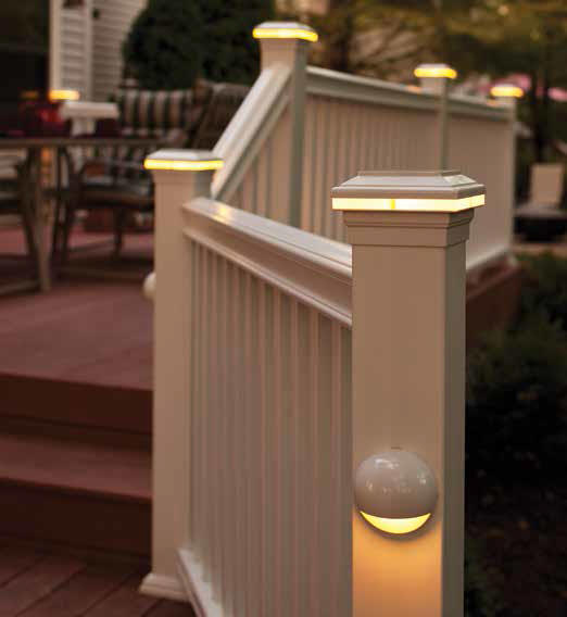 Fiberon Deck Amp Rail Lighting