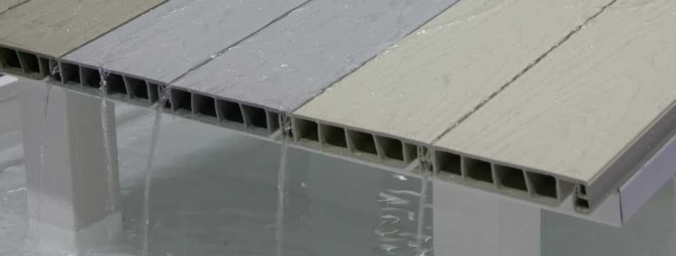 Gorilla Deck Vinyl Decking Amp Drainage System