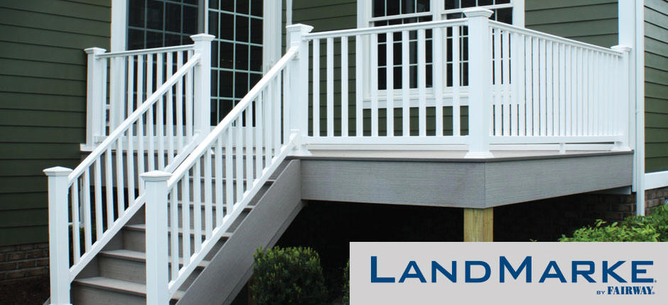 Fairway Vinyl Standard Balusters At Deck Builder Outlet