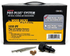 plug & fastener kit package