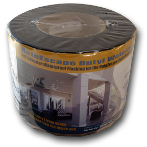 RainEscape Butyl Tape 4