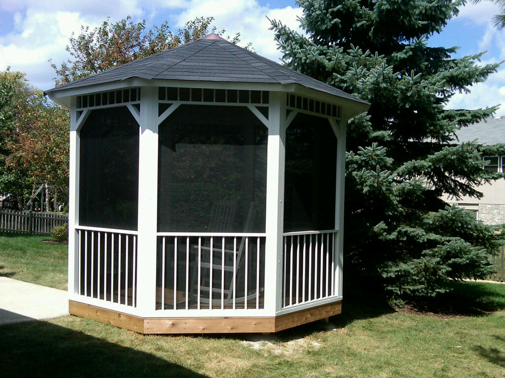 aluminum gazebo kits. Black Bedroom Furniture Sets. Home Design Ideas