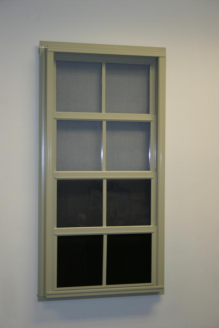 4 Track Vertical Vinyl Pane Windows Tyres2c