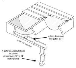 Trex Rain Escape Deck Drainage And Trex Protect Joist Beam