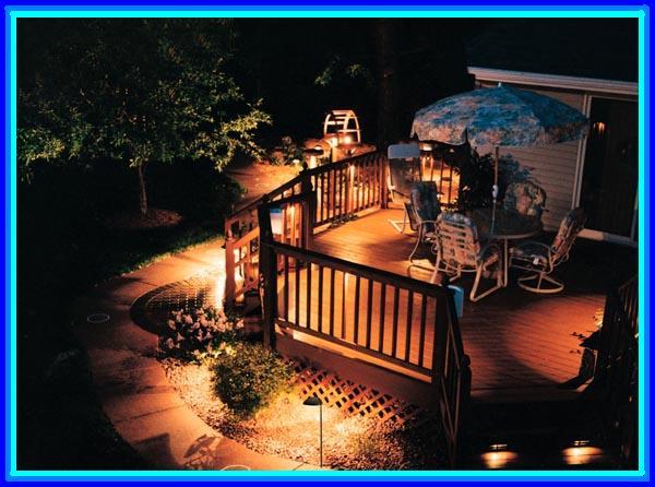 Kichler Deck Lighting At Builder Outlet Online
