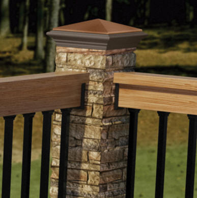 Deckorators Post Covers At Deck Builder Outlet Online Store