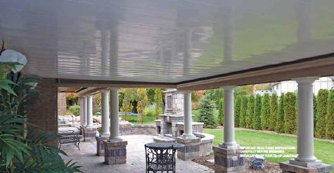 Perfect ZipUP Underdeck Drainage U0026 Ceiling System